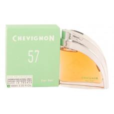 57 Chevignon Винтаж: туалетная вода 100мл