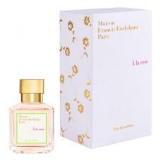 A la Rose: парфюмерная вода 70мл