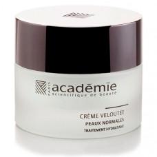 Academie Мягкий увлажняющий крем-бархат, 100 мл (Academie, Academie Visage - нормальная кожа)