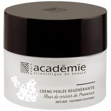 """Academie Восстанавливающий жемчужный крем """"Вишнёвый цвет Прованса"""", 50 мл (Academie, Aromatherapie)"""