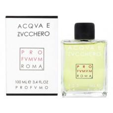 Acqua e Zucchero: парфюмерная вода 100мл