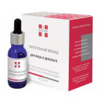ACTIVE Флюид питательный с фитоэстрогенами для лица и декольте, концентрат 20 мл
