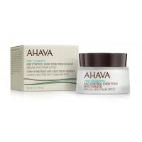 AHAVA Крем увлажняющий, ровный тон и профилактика старения SPF 20 / Time To Smooth 50 мл