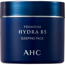 AHC Premium Hydra B5 крем-маска ночная для лица глубоко увлажняющая во время сна