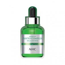 AHC Premium Mask маска для лица целлюлозная с фитокомплексом подтягивающая