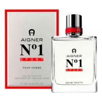 Aigner No1 Sport: туалетная вода 100мл