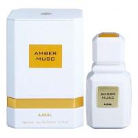 Amber Musc: парфюмерная вода 100мл