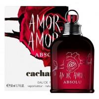 Amor Amor Absolu: парфюмерная вода 50мл