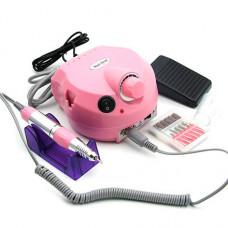 Аппарат для маникюра Nail Drill, Аппарат для маникюра US-202, розовый