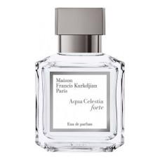 Aqua Celestia Forte: парфюмерная вода 11мл