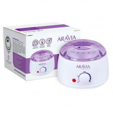 Aravia Professional Нагреватель с термостатом (воскоплав) 500 мл, 1 шт (Aravia Professional)