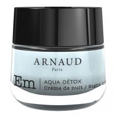 ARNAUD PARIS Крем для лица ночной AQUA DETOX для сухой и чувствительной кожи