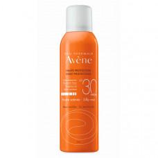 AVENE Спрей для лица и тела невесомый солнцезащитный SPF30