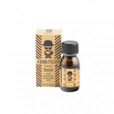 BARBA ITALIANA Масло для бороды увлажняющее Ромул с ароматом ветивера, сандала, ладана и сухой древесины