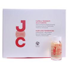 BAREX Терапия интенсивная с биоактивным комплексом против выпадения волос / JOC CURE 12*12 мл