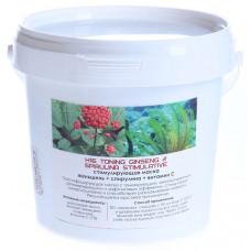 BIO NATURE Маска альгинатная для лица, женьшень + спирулина + витамин С 1000 г