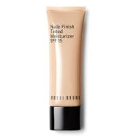 BOBBI BROWN Увлажняющий крем для лица с оттеночным эффектом СЗФ15 Nude Finish Tinted Moisturizer SPF 15 Extra Light Tint