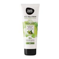 BODY NATUR Крем-масло для тела Масло авокадо и масло ши