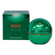 Boss In Motion Green: туалетная вода 40мл