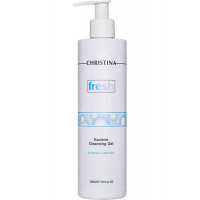 CHRISTINA Гель очищающий для чувствительной кожи / Fresh AzuleneCleansing Gel for delicate & reddish ski, 300 мл