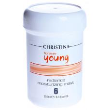 CHRISTINA Маска увлажняющая Сияние (шаг 6) / Radiance Moisturizing Mask FOREVER YOUNG 250 мл
