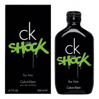 CK One Shock For Him: туалетная вода 200мл