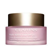 CLARINS Дневной крем для любого типа кожи SPF 20 Multi-Active