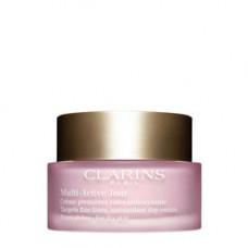 CLARINS Дневной крем для предотвращения первых возрастных изменений с антиоксидантным действием для сухой кожи MULTI-ACTIVE 50 мл