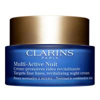 CLARINS Ночной крем для нормальной и комбинированной кожи Multi-Active