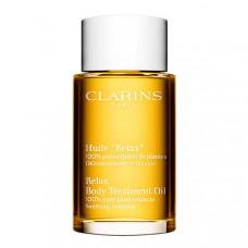 CLARINS Расслабляющее масло для тела Relax