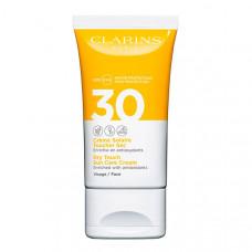 CLARINS Солнцезащитный крем для лица SPF 30
