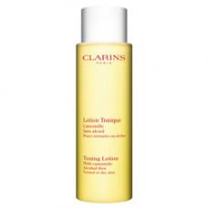 CLARINS Тонизирующий лосьон с экстрактом ромашки для нормальной/сухой кожи 200 мл