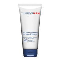 CLARINS Тонизирующий шампунь-гель для волос и тела для мужчин Shampooing Douche
