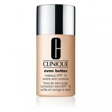CLINIQUE Тональный крем для кожи, склонной к гиперпигментации Even Better Makeup SPF 15