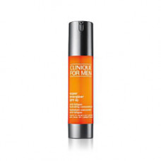 CLINIQUE Увлажняющее средство, наполняющее кожу энергией с СЗФ 40 Clinique For Men Super Energizer™ Anti-Fatigue Hydrating Concentrate SPF 40 50 мл