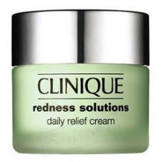 CLINIQUE Увлажняющий дневной крем для чувствительной кожи Redness Solutions 50 мл
