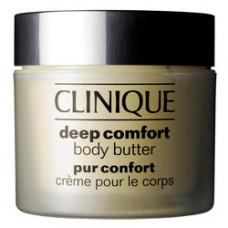 CLINIQUE Увлажняющий и смягчающий крем для тела Deep Comfort 200 мл