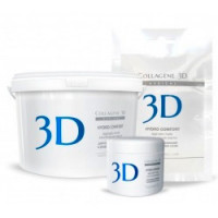 Collagene 3D Альгинатная маска для лица и тела с экстрактом алое вера 1200 г