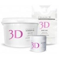 Collagene 3D Альгинатная маска для лица и тела с розовой глиной 1200 г (Collagene 3D, Basic Care)