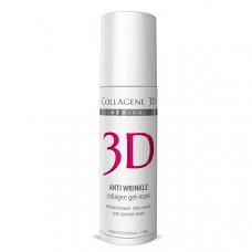 Collagene 3D Коллагеновая гель-маска для лица с плацентолью для зрелой кожи, 130 мл (Collagene 3D, Anti Wrinkle)