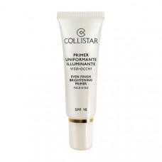 COLLISTAR База под макияж с эффектом сияния для лица и век Evening Brightening SPF 10