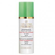 COLLISTAR Дезодорант-спрей мультиактивный 24 часа без солей алюминия