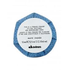 Davines Моделирующая помада для текстурных и пластичных образов, 75 мл (Davines, Средства для укладки)