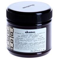 DAVINES SPA Кондиционер оттеночный для натуральных и окрашенных волос Алхимик, шоколад / ALCHEMIC 250 мл