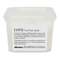 DAVINES SPA Маска для усиления завитка / Essential LOVE CURL mask 250 мл