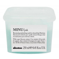 DAVINES SPA Маска восстанавливающая для окрашенных волос / MINU hair mask 250 мл