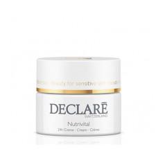 DECLARE Крем питательный 24-часового действия для нормальной кожи / Nutrivital 24 h Cream 50 мл