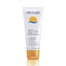 DECLARE Крем солнцезащитный с омолаживающим действием SPF50+ / Anti-Wrinkle Sun Cream 75 мл