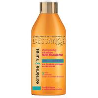 """DESSANGE Шампунь для волос """"Extreme, 3 масла"""", экстремальное восстановление, для сильно поврежденных волос"""