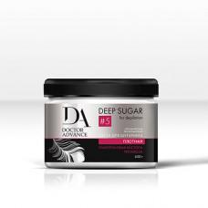 DOCTOR ADVANCE, Паста для шугаринга №5 Deep Sugar, плотная, 650 г